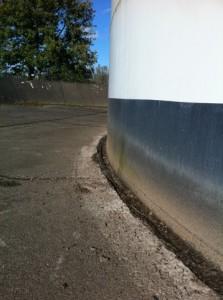 Vloeistofdicht afwerken tank terp aansluiting3