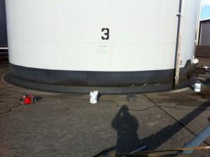 Vloeistofdicht afwerken tank terp aansluiting4